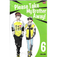 PLEASE TAKE MY BROTHER AWAY 1-6 SET -UR