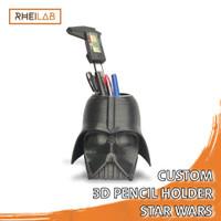 CUSTOM 3D PENCIL HOLDER STAR WARS/TEMPAT PENSIL 3D