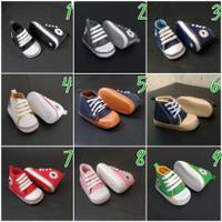 Prewalker Sepatu Bayi laki laki perempuan usia 2-15 bulan nyaman