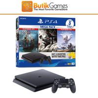 Sony PS4 Slim 1TB Bundle Game Garansi Resmi Sony Indonesia