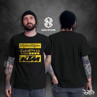 Kaos KTM Ready To Race Baju Pria Rider Sunmori - M