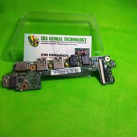 Audio Jack Port USB IO board Asus EEE PC 1215B