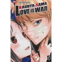 KAGUYA SAMA: LOVE IS WAR 1-5 SET -UR