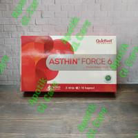 Asthin Force 6 per strip isi 10 kapsul - Asthin Force6