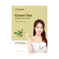 Celebon GREENTEA Collagen Essence Mask