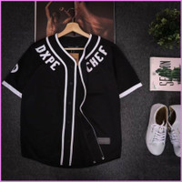 Baju Baseball Baju Jersey Baseball Pria Wanita Keren Dan Kekinian (Bis