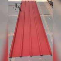 Spandek Pasir / Spandek 0,3 mm x 6 m / Atap Spandeck / Spandek Warna