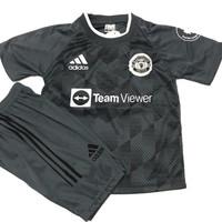 Stelan kaos bola anak musim terbaru HOME AWAY/ jersey bola anak murah
