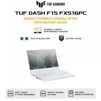 ASUS LAPTOP TUF DASH F15 FX516PC-I735B6W-O i7 11370H 8GB 512GB RTX3050