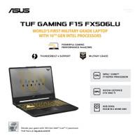 ASUS TUF GAMING F15 FX506LU I766B6T-O i7-10870H 8GB 512GB GTX1660Ti
