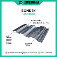 Bondek Cor 0.75 mm - Bondeck Floordeck