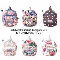 Cath Kidston Backpack Mini Flowers