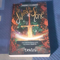 novel the sword in the stone t.h.white