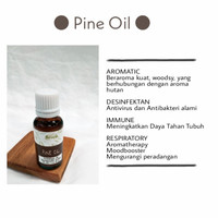 Afresh - 20mL Pine Essential Oil Aromatherapy Diffuser Humidifier