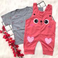 baju bayi / overall bayi cewek perempuan lucu murah bestseller