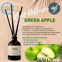 Summerspring REED Diffuser Device Pengharum Ruangan Green Apple