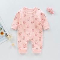 Newborn Romper / Jumper Baju Kodok Bayi Lengan Panjang 2