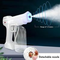 YJ-01 Nano Spray Gun Disinfectant Nano Gun Disenfektan Wireless 800 ml
