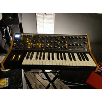 Moog Sub 37 synthesizer not Nord Rolland Arturia Behringer
