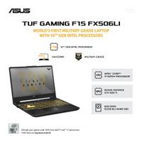ASUS TUF GAMING F15 FX506LI I75TB6T-O i7 10870H 8GB 512GB GTX1650Ti