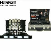 Mic Wireless Hardwell CLX-9004U -- 4buah Mic Handheld/Pegang
