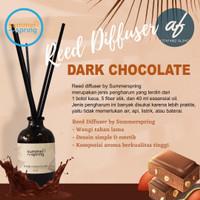 Summerspring REED Diffuser Device Pengharum Ruangan Dark Chocolate