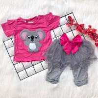 baju setelan bayi - setelan bayi cewek - setelan bayi perempuan -koa