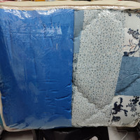 Bad cover home industri katun Japan king size 180x200 T.30