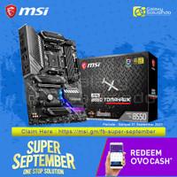 MSI B550 TOMAHAWK - (AMD AM4, B550, DDR4)