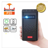 BYINTEK P20 Mini Portable Projector LED DLP Wireless Android Proyektor