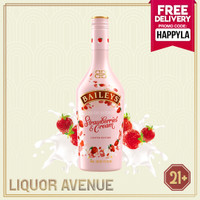 Baileys Strawberries and Cream Limited Edition 700ml