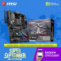 MSI MPG B550 GAMING EDGE WIFI - AMD AM4 B550 DDR4