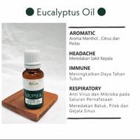 Afresh - 20mL Eucalyptus Essential Oil Aromatherapy Diffuser/Humidifie