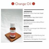 Afresh - 20mL Orange Essential Oil Aromatherapy Diffuser Humidifier