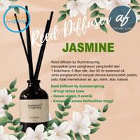 Summerspring REED Diffuser Device Pengharum Ruangan Jasmine