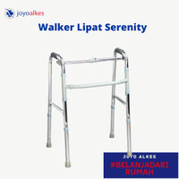 walker lipat alumunium Serenity