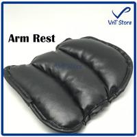 A98 Arm rest ArmRest Console Box Bantal Mobil Universal - Hitam