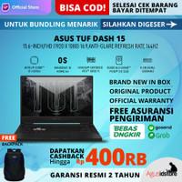 ASUS TUF Dash 15 i7-11370H RTX 3050 Ti 8 GB 512GB 144Hz 15.6 FHD