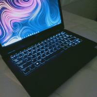 Laptop dell 5289 core i5 gen 7 2.7ghz ram 8gb ssd 256gb touchscreen