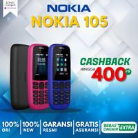 Nokia 105 KING 2019 - Garansi Resmi Tam 1 Tahun