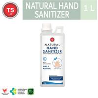 HAND SANITIZER TSBali - 100% Pure & Natural 1000ml