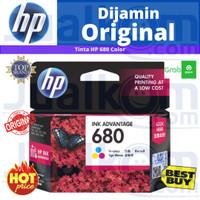 TINTA HP 680 COLOUR ORIGINAL