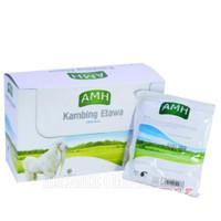 Susu Kambing Etawa AMH ORIGINAL FULL CREAM Vanilla 10 Sachet
