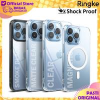 Case iPhone 13 Pro Max Mini Ringke Fusion Casing Anti Crack Original - iPh 13 Pro Max, Clear