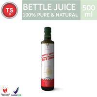 Bettle Juice IBEX/ Jus Sari Buah Bit & Lemon/Beetroot Lemon Pure Honey