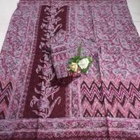 kain batik sarimbit keluarga cirebon bahan dobby dobi doby couple