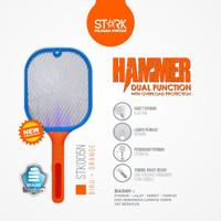 STARK STK-005 Hammer Dual Function Raket Nyamuk