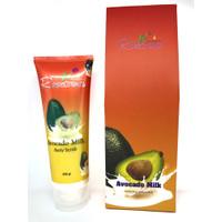 Lulur Bali Organik Aroma Avocado @ 250 gram