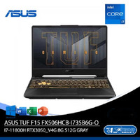 ASUS TUF Gaming F15 FX506HCB-I735B6G-O - Eclipse Gray