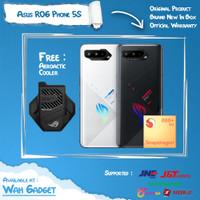(RESMI) ASUS ROG PHONE 5 ROG 5 Basic Pro Ultimate Garansi 1 Tahun